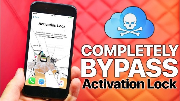 Remove iOS 12 iCloud Activation Lock