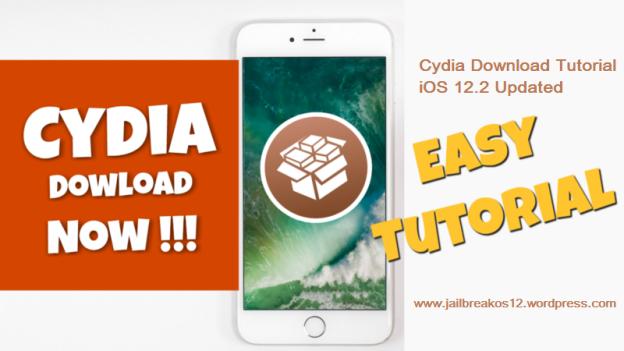 iOS 12.2 Cydia Install